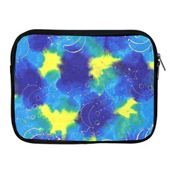Mulberry Paper Gift Moon Star Apple Ipad 2/3/4 Zipper Cases by Mariart