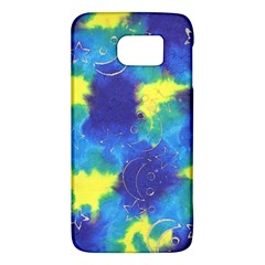 Mulberry Paper Gift Moon Star Galaxy S6 by Mariart