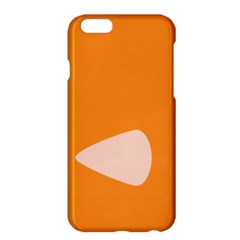 Screen Shot Circle Animations Orange White Line Color Apple Iphone 6 Plus/6s Plus Hardshell Case by Mariart