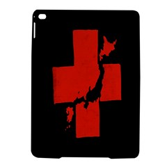 Sign Health Red Black Ipad Air 2 Hardshell Cases