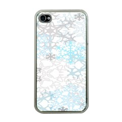 Sign Flower Floral Transparent Apple Iphone 4 Case (clear) by Mariart