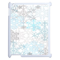 Sign Flower Floral Transparent Apple Ipad 2 Case (white) by Mariart