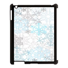 Sign Flower Floral Transparent Apple Ipad 3/4 Case (black) by Mariart