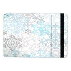 Sign Flower Floral Transparent Samsung Galaxy Tab Pro 10 1  Flip Case by Mariart
