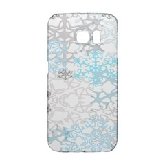 Sign Flower Floral Transparent Galaxy S6 Edge by Mariart