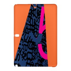 Recursive Reality Number Samsung Galaxy Tab Pro 10 1 Hardshell Case by Mariart