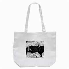 Abstraction Tote Bag (white) by Valentinaart