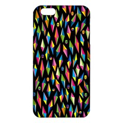 Skulls Bone Face Mask Triangle Rainbow Color Iphone 6 Plus/6s Plus Tpu Case by Mariart