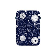 World Clocks Apple Ipad Mini Protective Soft Cases by Mariart