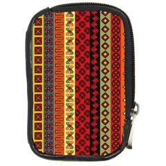 Tribal Grace Colorful Compact Camera Cases
