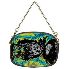 Abstraction Chain Purses (two Sides)  by Valentinaart