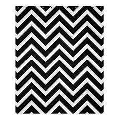 Zigzag Pattern Shower Curtain 60  X 72  (medium)  by Valentinaart