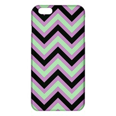 Zigzag Pattern Iphone 6 Plus/6s Plus Tpu Case by Valentinaart