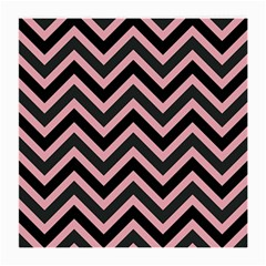 Zigzag Pattern Medium Glasses Cloth (2-side) by Valentinaart