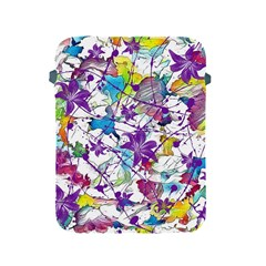 Lilac Lillys Apple Ipad 2/3/4 Protective Soft Cases by designworld65