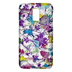 Lilac Lillys Galaxy S5 Mini by designworld65
