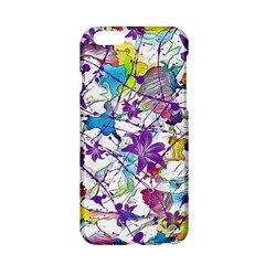Lilac Lillys Apple Iphone 6/6s Hardshell Case by designworld65