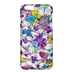 Lilac Lillys Apple Iphone 6 Plus/6s Plus Hardshell Case