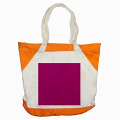 Color Accent Tote Bag