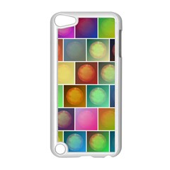 Multicolored Suns Apple Ipod Touch 5 Case (white) by linceazul