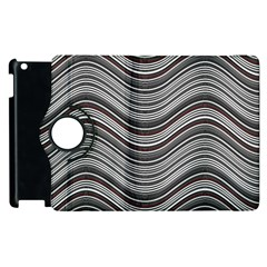 Abstraction Apple Ipad 2 Flip 360 Case