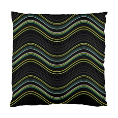 Abstraction Standard Cushion Case (two Sides) by Valentinaart