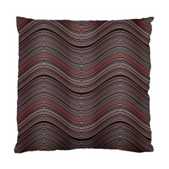 Abstraction Standard Cushion Case (one Side) by Valentinaart