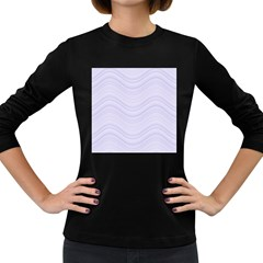 Abstraction Women s Long Sleeve Dark T Shirts