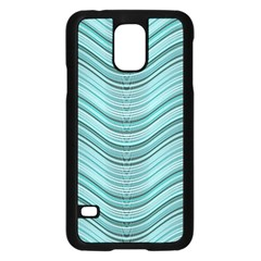Abstraction Samsung Galaxy S5 Case (black) by Valentinaart