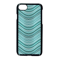 Abstraction Apple Iphone 7 Seamless Case (black)