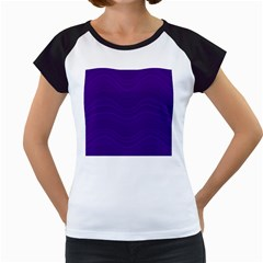 Abstraction Women s Cap Sleeve T