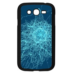 Shattered Glass Samsung Galaxy Grand Duos I9082 Case (black)