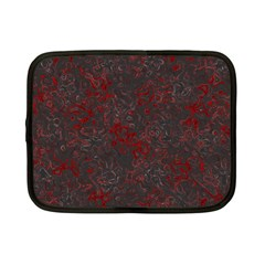 Abstraction Netbook Case (small)  by Valentinaart