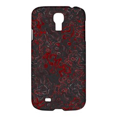 Abstraction Samsung Galaxy S4 I9500/i9505 Hardshell Case by Valentinaart