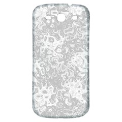 Abstraction Samsung Galaxy S3 S Iii Classic Hardshell Back Case by Valentinaart