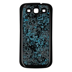Abstraction Samsung Galaxy S3 Back Case (black)