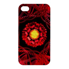 The Sun Is The Center Apple Iphone 4/4s Premium Hardshell Case by linceazul