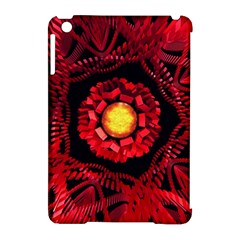The Sun Is The Center Apple Ipad Mini Hardshell Case (compatible With Smart Cover) by linceazul