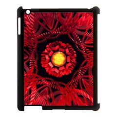 The Sun Is The Center Apple Ipad 3/4 Case (black) by linceazul