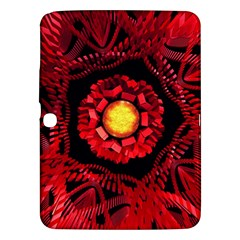 The Sun Is The Center Samsung Galaxy Tab 3 (10 1 ) P5200 Hardshell Case  by linceazul