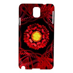 The Sun Is The Center Samsung Galaxy Note 3 N9005 Hardshell Case by linceazul