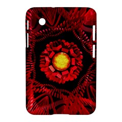 The Sun Is The Center Samsung Galaxy Tab 2 (7 ) P3100 Hardshell Case  by linceazul