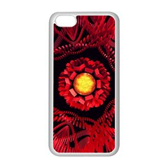 The Sun Is The Center Apple Iphone 5c Seamless Case (white) by linceazul