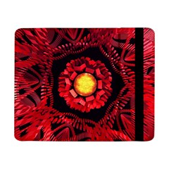 The Sun Is The Center Samsung Galaxy Tab Pro 8 4  Flip Case by linceazul