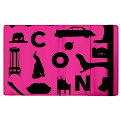 Car Plan Pinkcover Outside Apple Ipad 2 Flip Case by Mariart