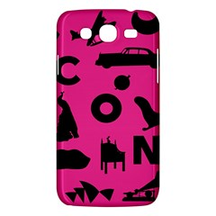 Car Plan Pinkcover Outside Samsung Galaxy Mega 5 8 I9152 Hardshell Case  by Mariart