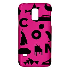 Car Plan Pinkcover Outside Galaxy S5 Mini by Mariart