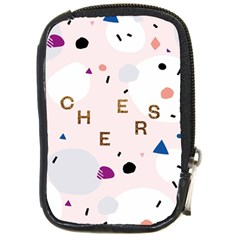 Cheers Polkadot Circle Color Rainbow Compact Camera Cases by Mariart