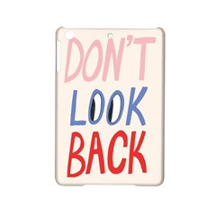 Don t Look Back Big Eye Pink Red Blue Sexy Ipad Mini 2 Hardshell Cases by Mariart