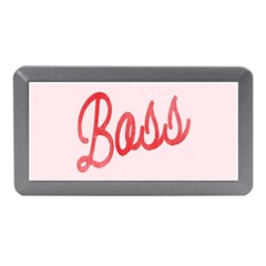 Girl Boss Pink Red Blue Sexy Memory Card Reader (mini)
